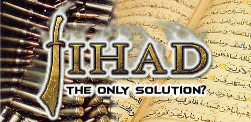 jihad the only solution